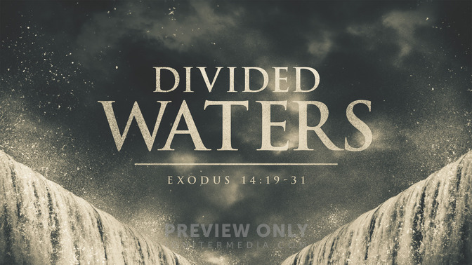 Divided waters book report